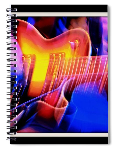 Live Music Spiral Notebook