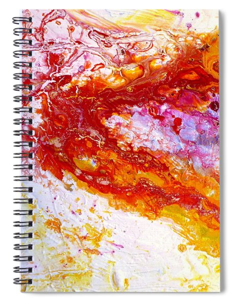Live What You Love Spiral Notebook