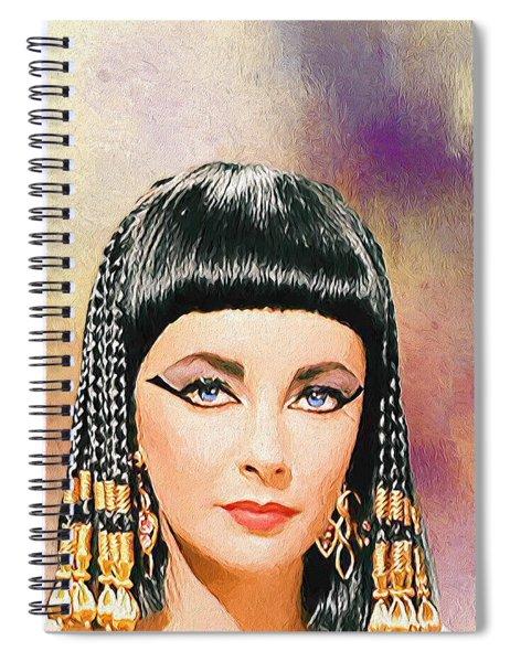 Liz Spiral Notebook