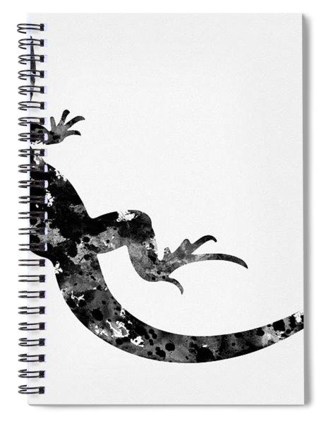 Lizard Spiral Notebook