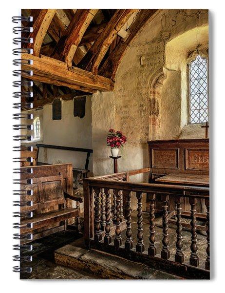Llangelynnin Church Spiral Notebook