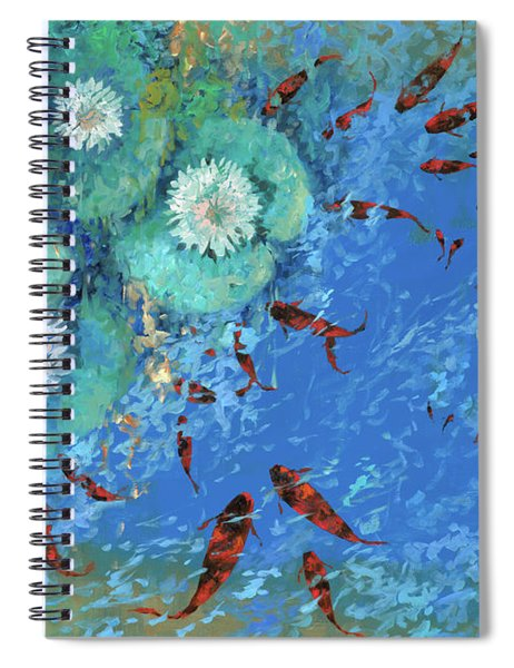 Lo Stagno Spiral Notebook