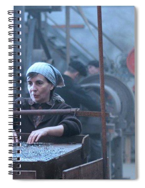 Lobos Sucios Spiral Notebook