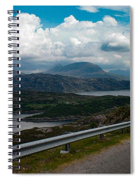 Loch Kishorn, Plockton, Scotland Spiral Notebook