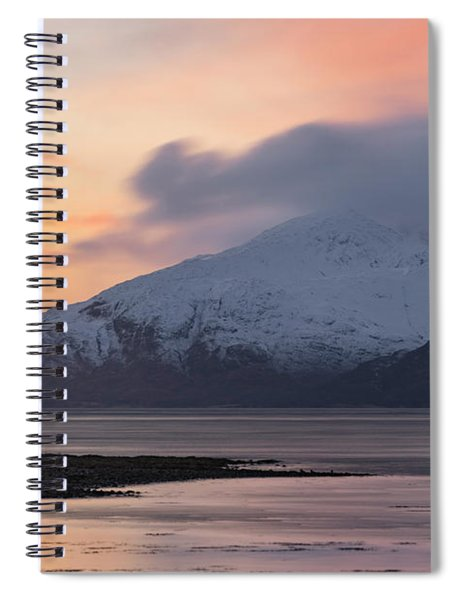 Loch Linnhe - Scotland Spiral Notebook