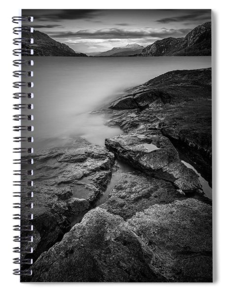 Loch Maree Spiral Notebook