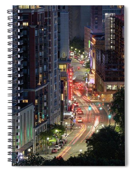 Loews, Tremont St. Spiral Notebook