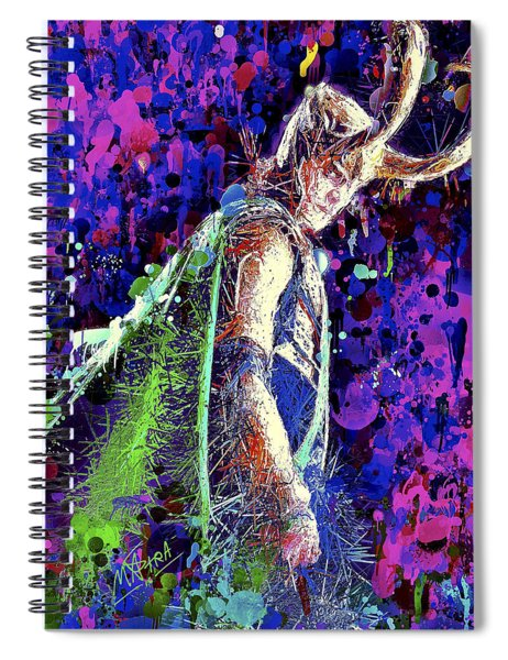 Loki Ready For War Spiral Notebook