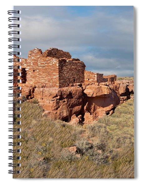 Lomaki Pueblo Ruins Spiral Notebook