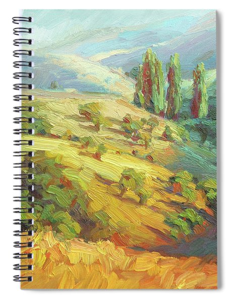 Lombardy Homestead Spiral Notebook