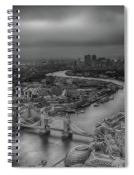 London's Calling Spiral Notebook