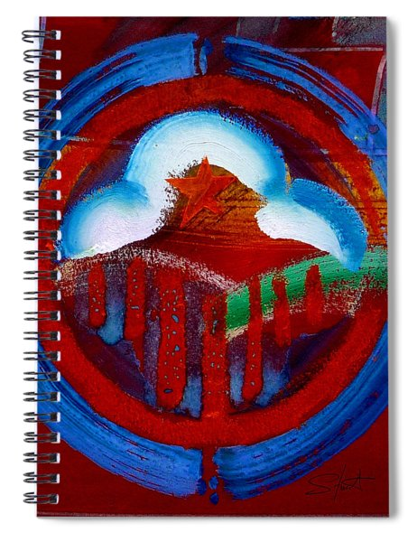 Lone Star State Spiral Notebook
