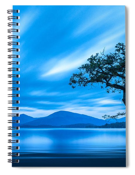 Lone Tree Milarrochy Bay Spiral Notebook