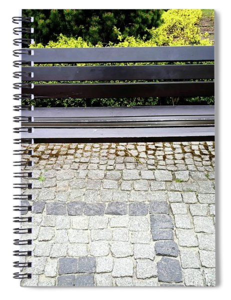 Lonely Bunch Spiral Notebook