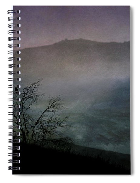 Lonesome Point Spiral Notebook