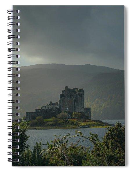 Long Ago #g8 Spiral Notebook