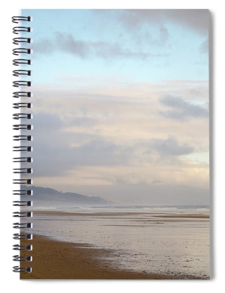Long Day Surfing Spiral Notebook