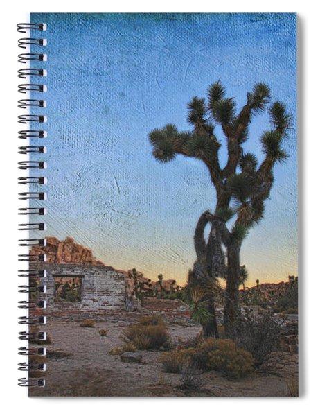 Long, Long Ago Spiral Notebook