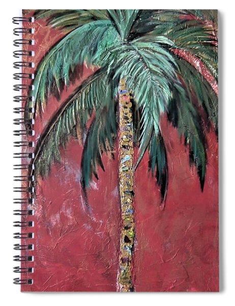 Longboat Key Palm Spiral Notebook
