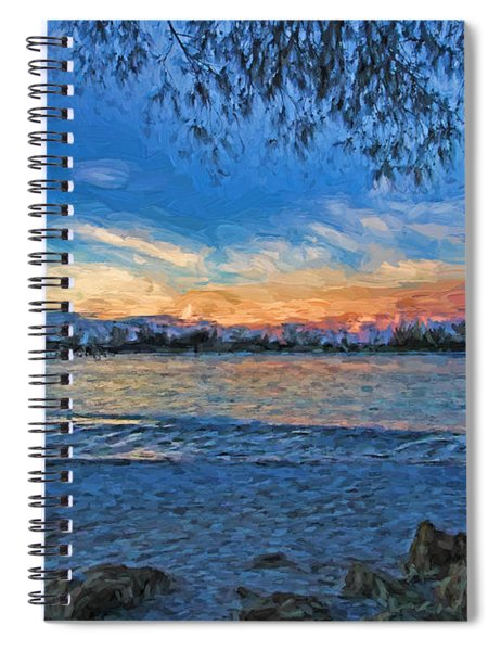 Longboat Pass 2 Spiral Notebook