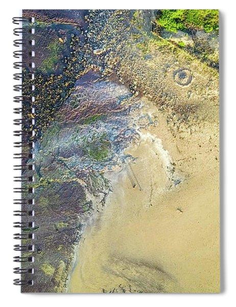 Longreef Point Spiral Notebook