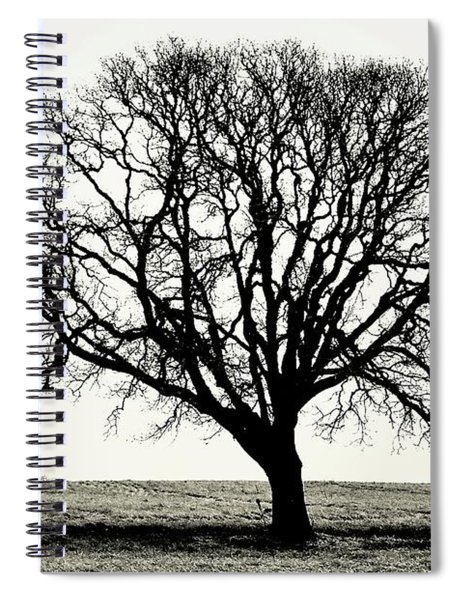 Loneliness - Dundee Oregon Spiral Notebook