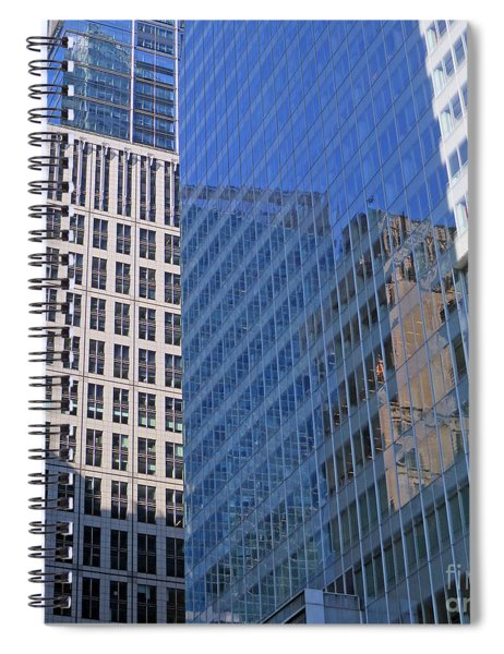 Look Through Any Window Spiral Notebook