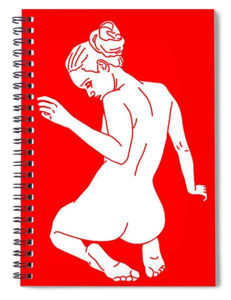 Lookin Back Spiral Notebook