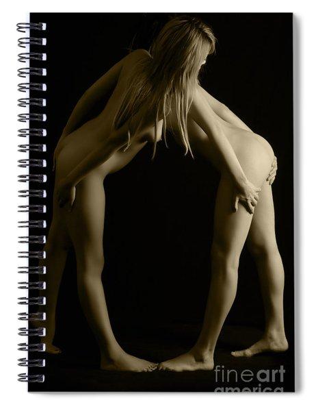 Looking Around Spiral Notebook