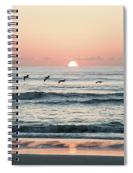 Looking For Breakfest Spiral Notebook
