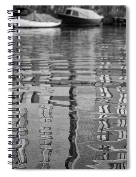 Looking In The Water Spiral Notebook