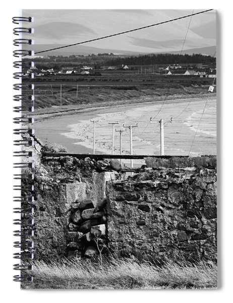 Looking Out Spiral Notebook