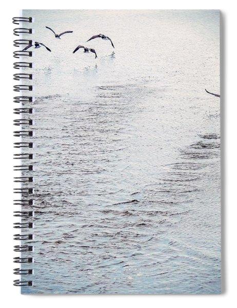 Looner Liftoff Spiral Notebook