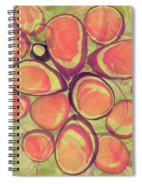 Loopy Dots #13 Spiral Notebook