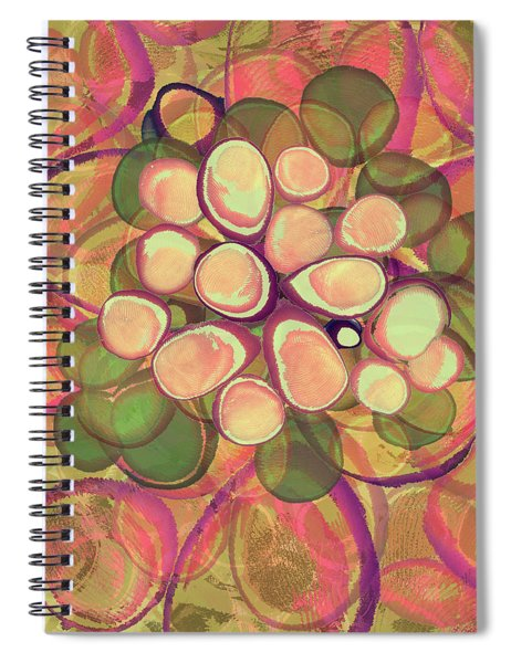 Loopy Dots #21 Spiral Notebook