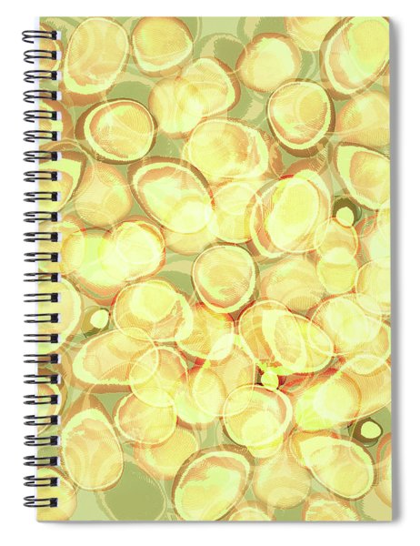 Loopy Dots #3 Spiral Notebook