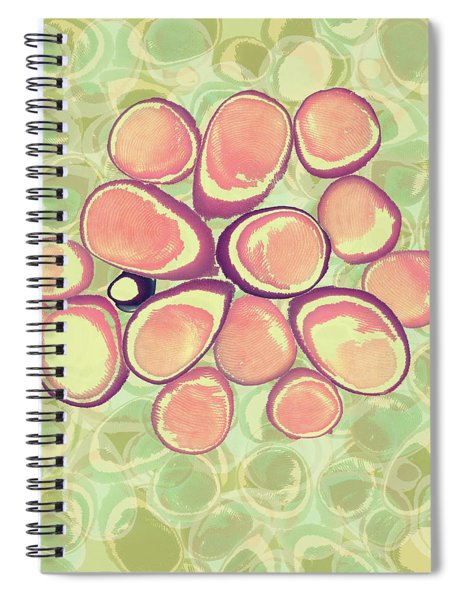Loopy Dots #6 Spiral Notebook