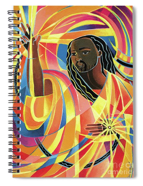 Lord Of The Dance - Mmlod Spiral Notebook