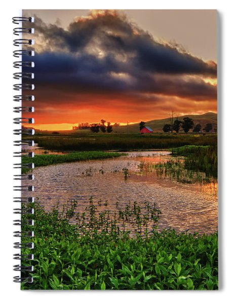 Los Osos Valley Spiral Notebook