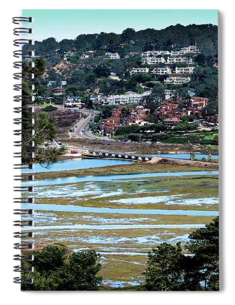 Los Penasquitos Marsh Spiral Notebook