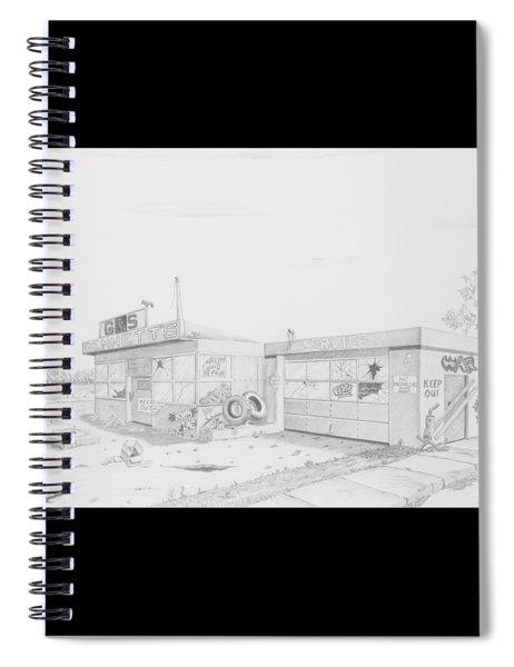 Lost Era Spiral Notebook