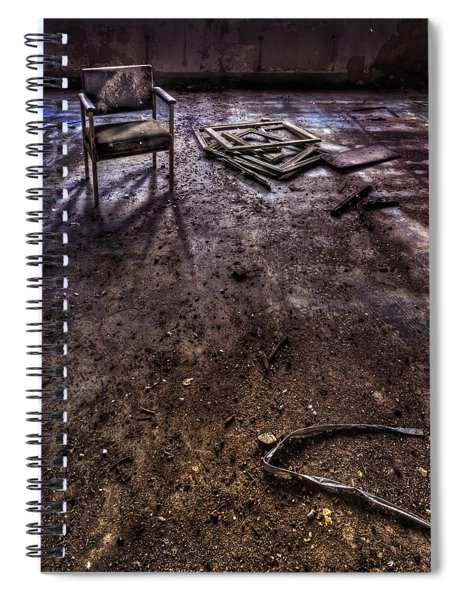Lost In Your Own Mistakes Spiral Notebook