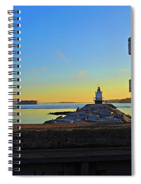 Lost Shoes Spiral Notebook