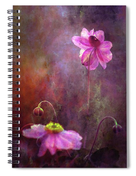 Lost Turning Away 3860 Lw_2 Spiral Notebook