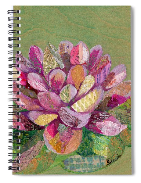 Lotus Series II - 3 Spiral Notebook