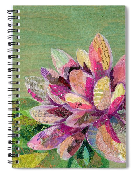 Lotus Series II - 5 Spiral Notebook