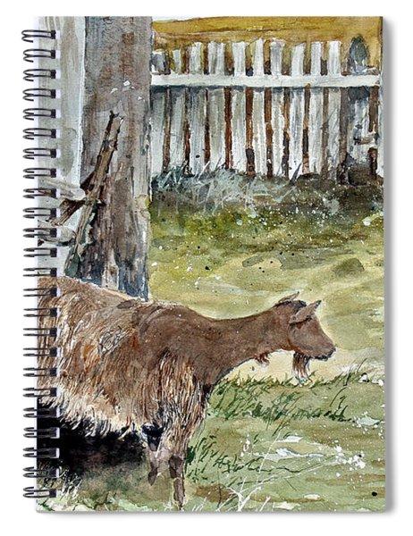 Louisbourg Resident Spiral Notebook