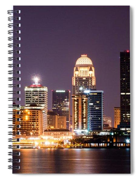 Louisville 1 Spiral Notebook