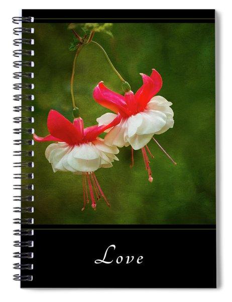 Love 1 Spiral Notebook