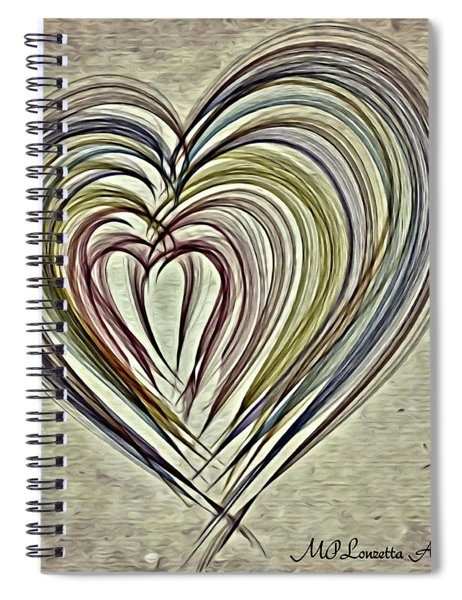 Love, Always Spiral Notebook